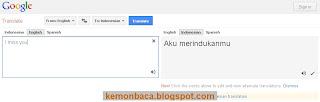 Situs Terjemahan Indonesia Inggris Online