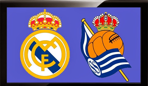 REAL MADRID VS REAL SOCIEDAD, LIGA BBVA, ONLINE, STREAMS
