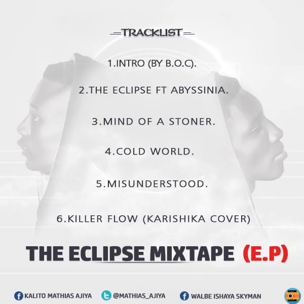 THE ECLIPSE (E.P) ALBUM