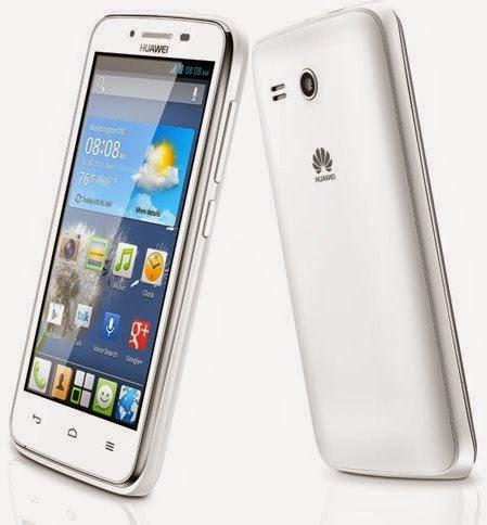 Gambar Huawei Ascend Y511 Putih