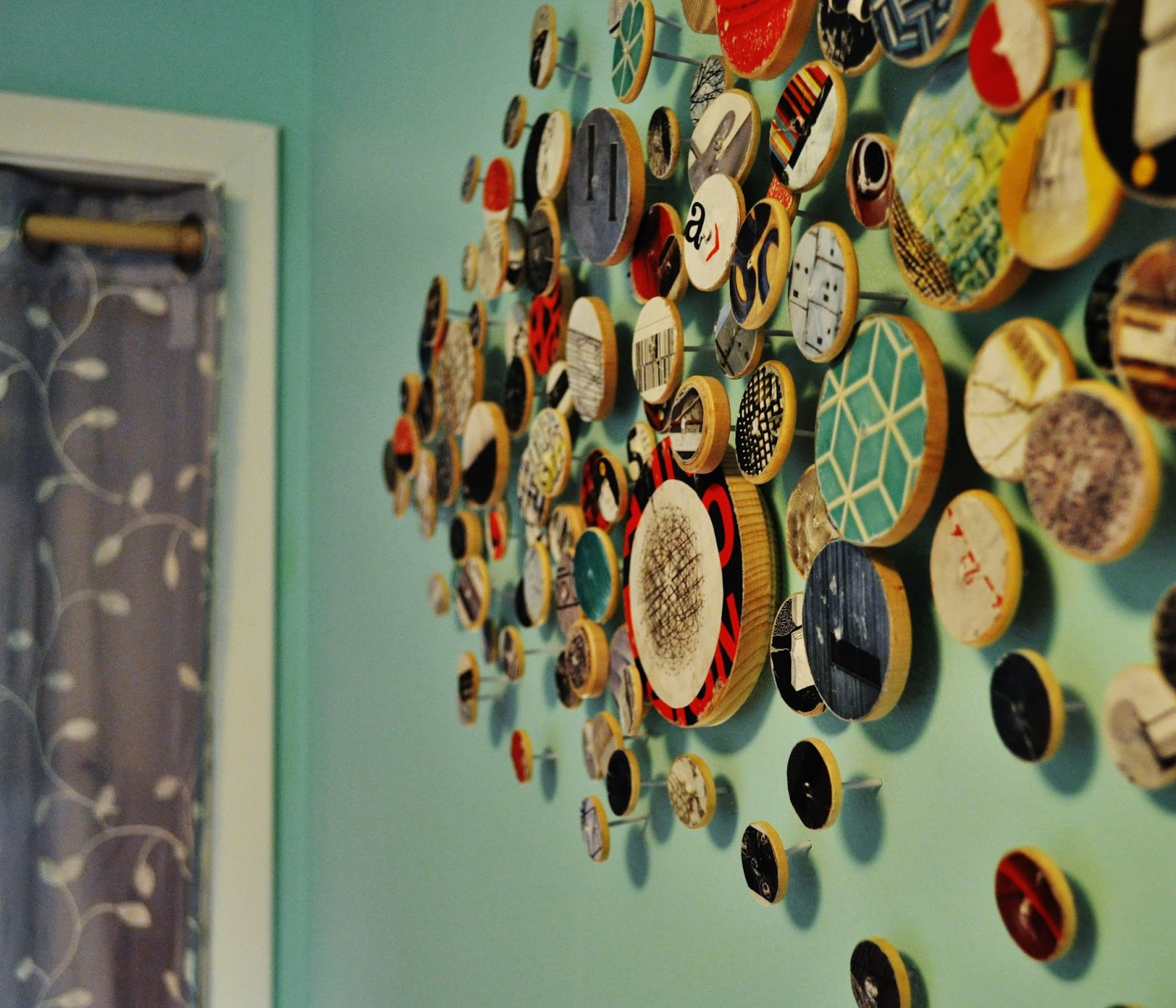 Crafty Wall Art with Magazines & Kelli Nina Perkins: Crafty Wall Art with Magazines