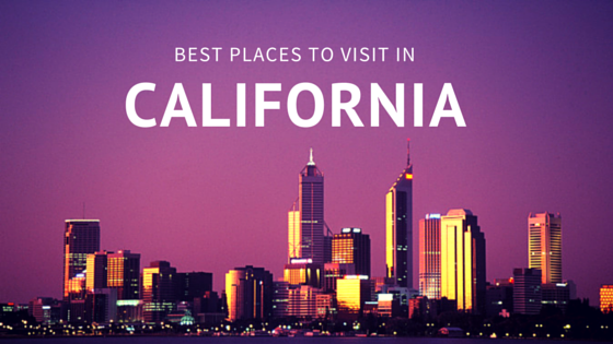 Best Places To Visit in California from Los Angeles | Konrad Diederich