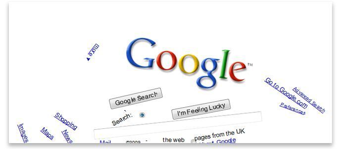 The Most Coolest Google Tricks and Secrets Worth Knowing - image: google gravity