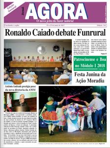 JORNAL AGORA EDIÇÃO 116-SEMANAL