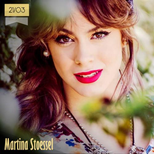 21 de marzo | Martina Stoessel - @MStoesselSite | Info + vídeos