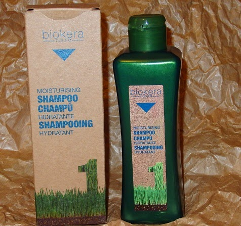 Biokera champú Hidratante