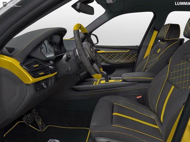 Bmw X6 Xdrive50i By Lumma Design Bmw T Carros