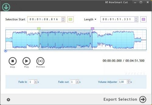 برنامج قص الصوت NowSmart Cut v1.1 + باتش التفعيل NowSmart+Cut.jpg