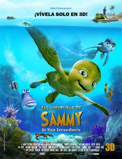 Ver Las aventuras de Sammy: Un viaje extraordinario (2010) Online