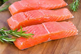 الاسماك غذاء صحي مفيد للجسم