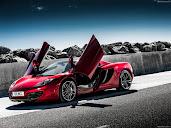 #35 McLaren Wallpaper