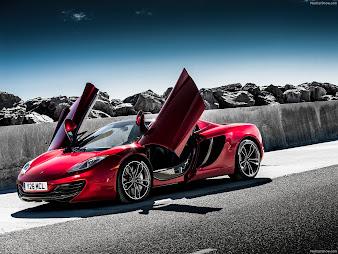 #36 McLaren Wallpaper