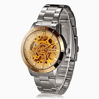 Reloj de Caballero Caja de Zinc