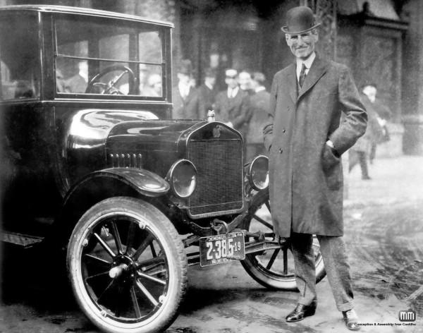 Henry Ford - Fordismo - #elasonhaelafaz image by http://leandronazareth.blogspot.com.br