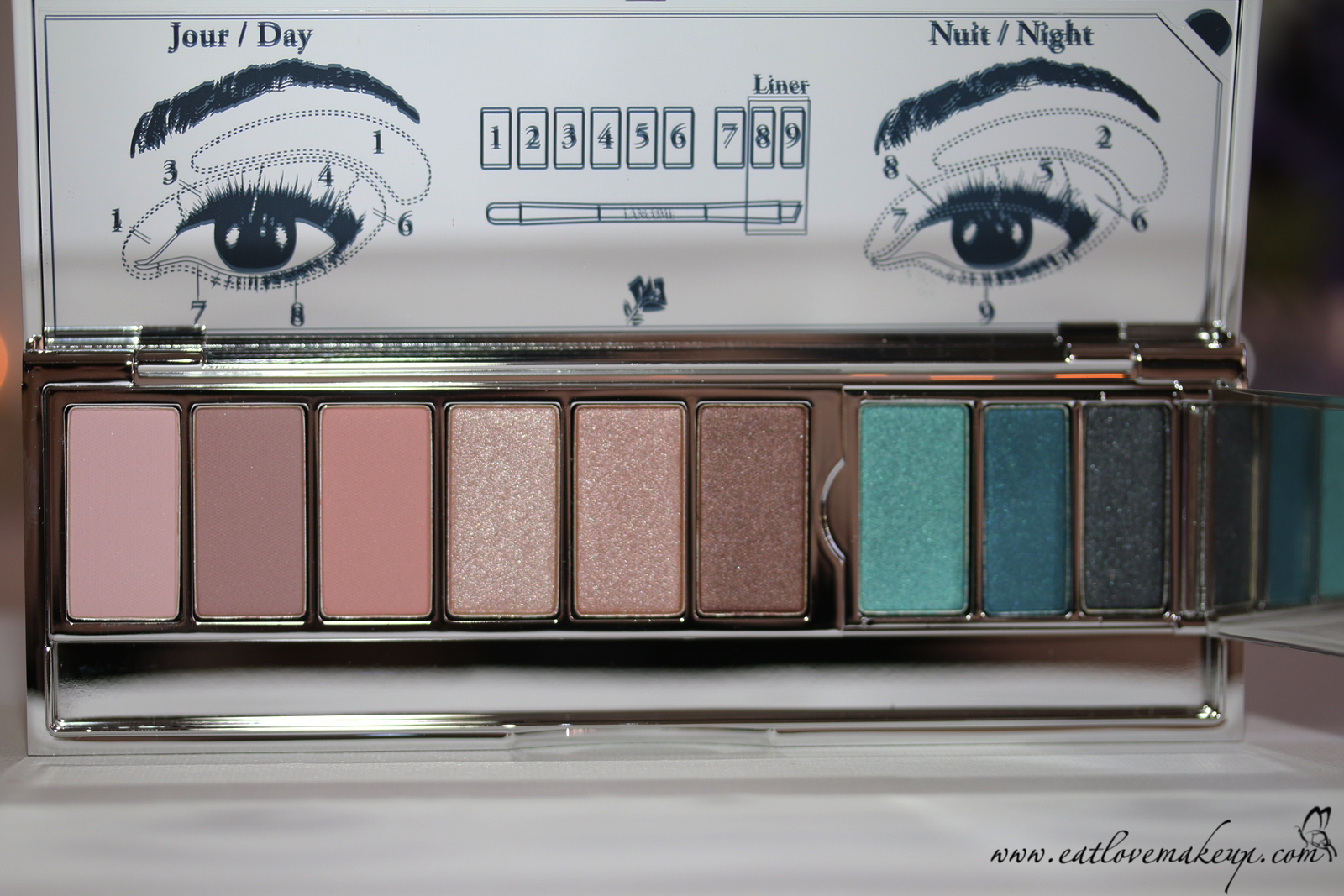 Lancôme French Innocence Collection: My French Palette