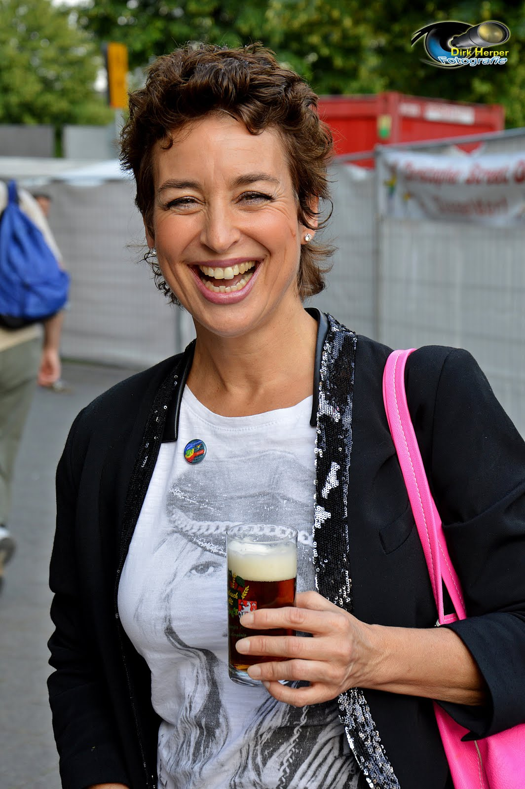 Isabel Varell - CSD - Düsseldorf