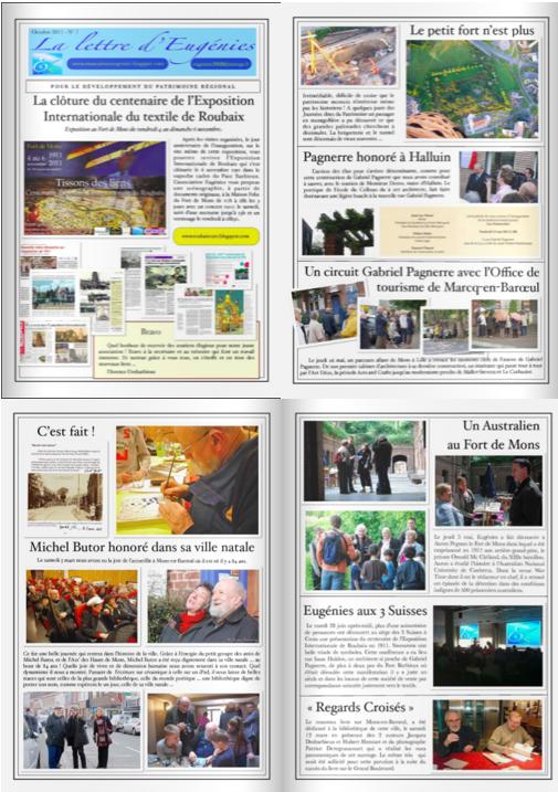 La Lettre n°7 d'Octobre 2011