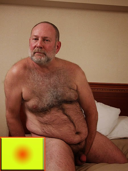 daddies gay naked old Chubby