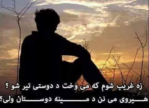 POETRY WORLD: Dosti, Pashto Poetry About Friendship,
