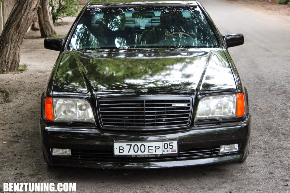 mercedes benz w140 brabus style benztuning. Black Bedroom Furniture Sets. Home Design Ideas