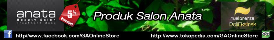 Produk Salon Anata