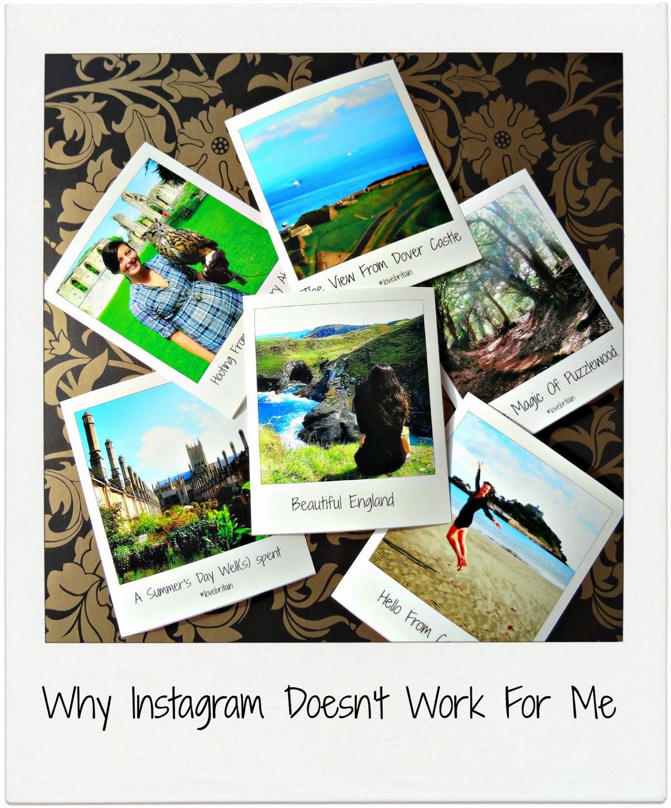 Instagram Troubles