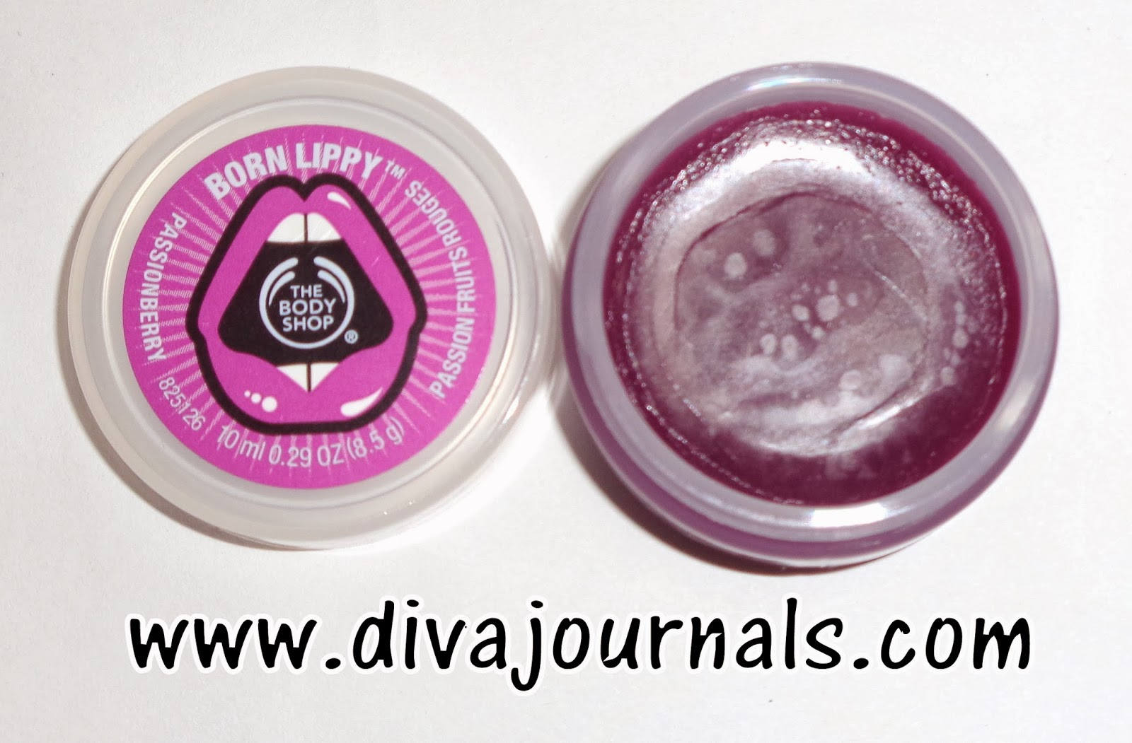 The Bodyshop Born Lippy Stick Lip Balm &Pot Lip Butter Review