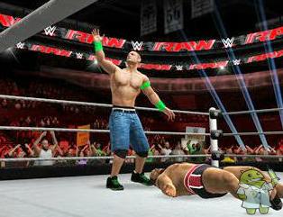 WWE 2K é lançado oficialmente
