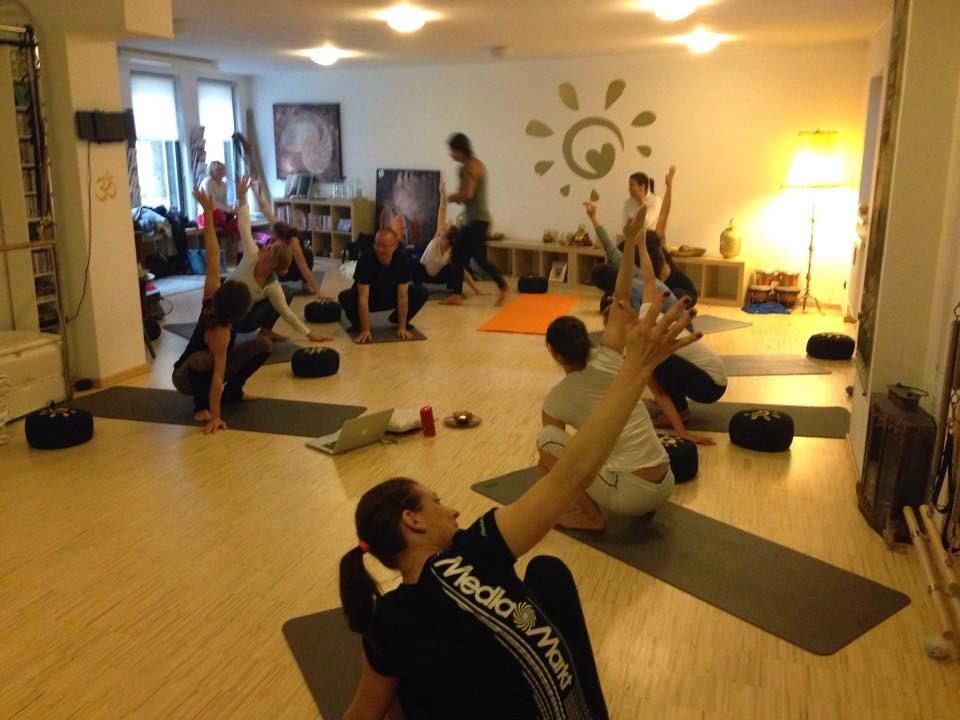 Formacao de Yoga 2013/2014
