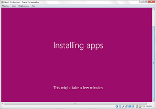 Installating Applications in Windows 8