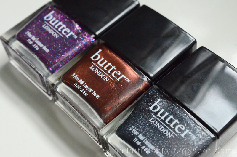 BL Autumn/Winter 2012 Review Butter London