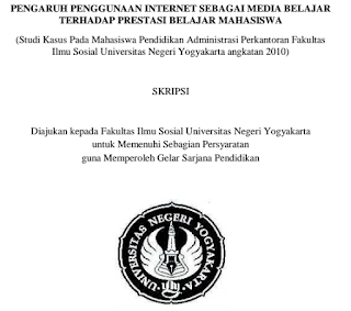 Contoh Proposal Skripsi Tentang Internet Pdf Download – Sarjana Pendidikan