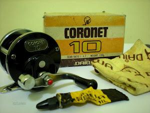 Daiwa Coronet 10 ( 450.00 ) NoS