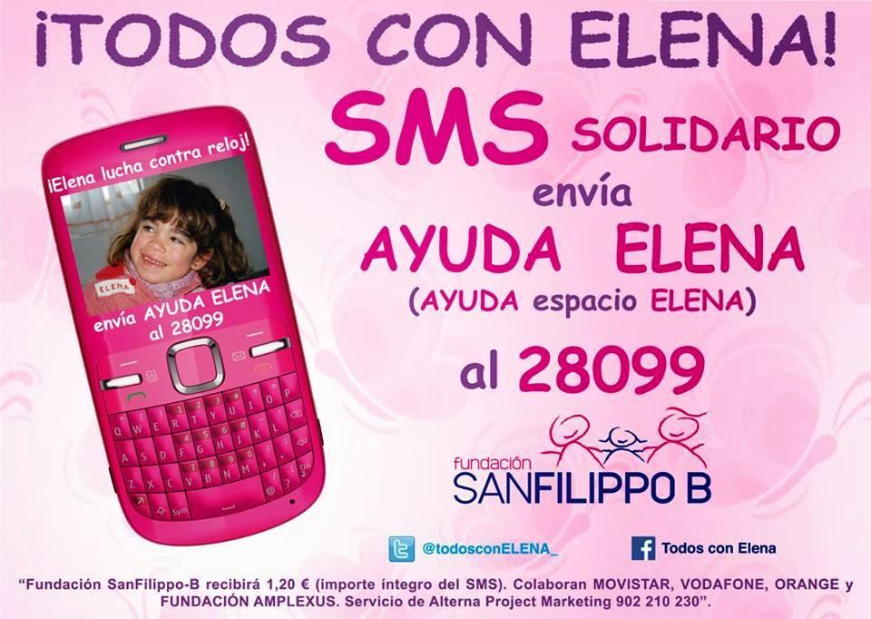 ¡¡¡TODOS CON ELENA!!!