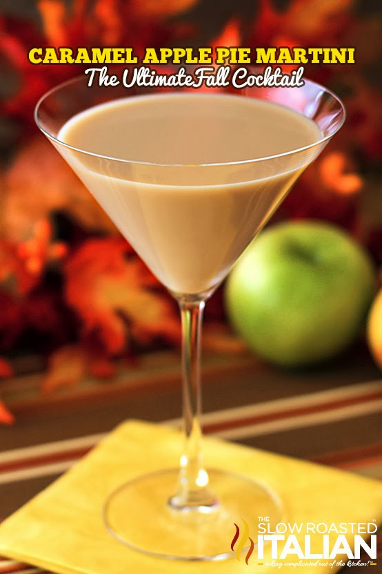 how to make apple martini cocktail