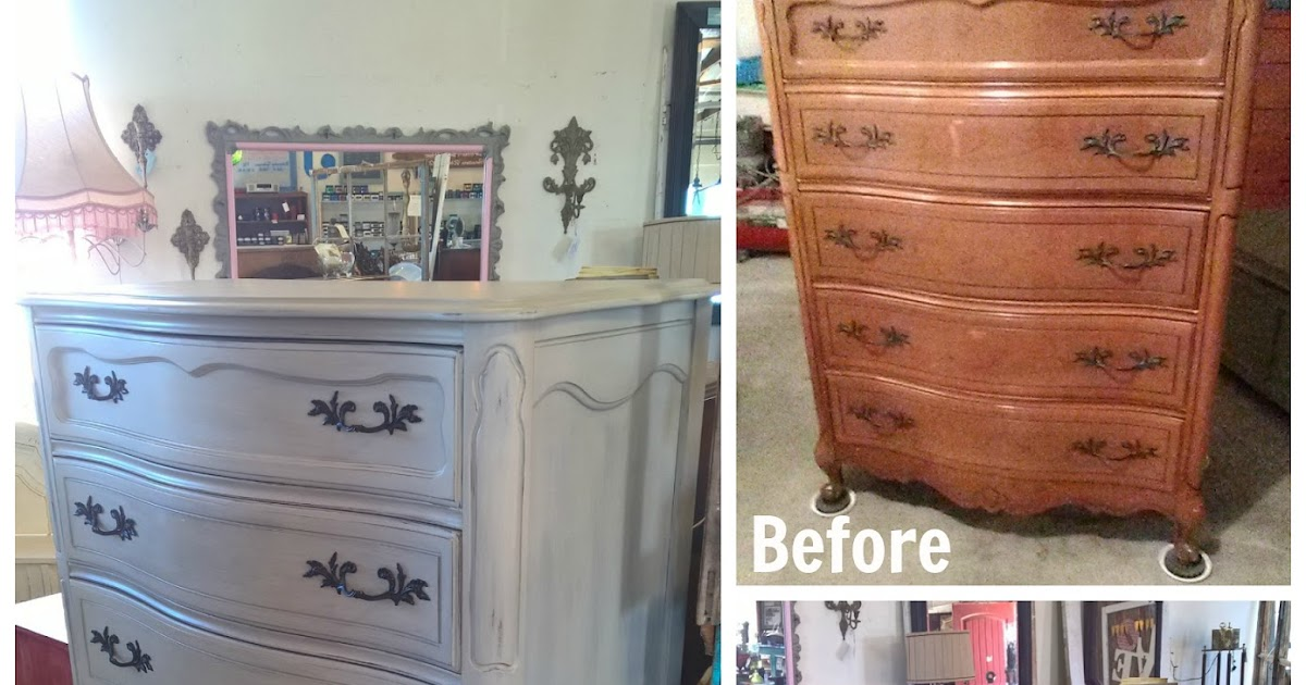 For Love Of The Paint Before And After Vintage Bassett