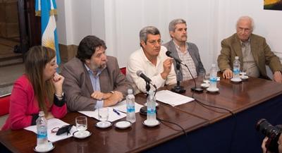 De Gennaro presentó un Proyecto de Ley de Sindicalización de las Fuerzas de Seguridad