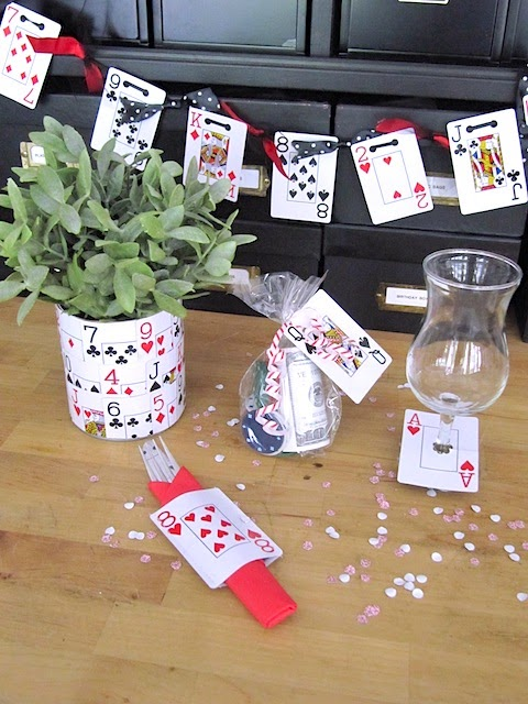 card party ideas