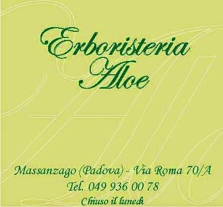ERBORISTERIA ALOE MASSANZAGO