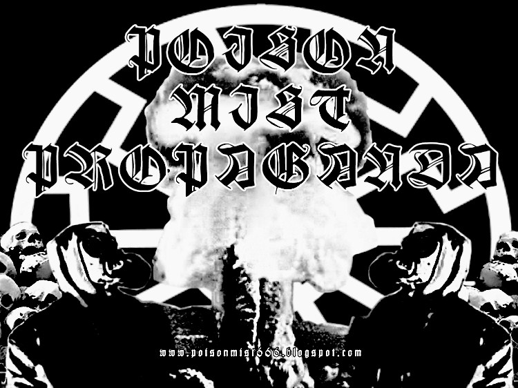 Poison Mist Propaganda - Black / Death / Noise Label & Distro