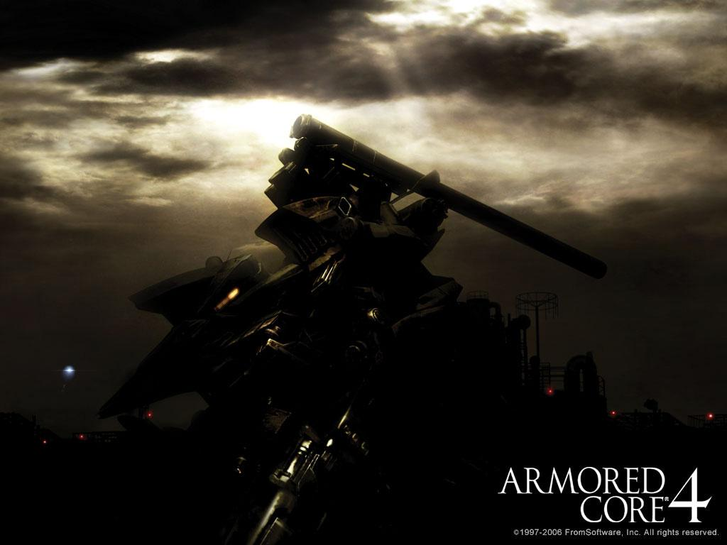 Armored Core 4 OST