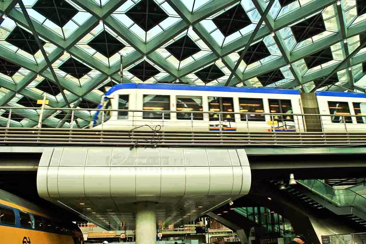 New Den Haag Centraal station