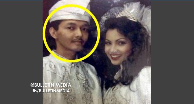 Wajah bekas suami Rozita Che Wan ketika diawal usia perkahwinan, namun jangan terkejut lihat 2 foto terbarunya di tahun 2015 yang pasti memeranjatkan korang