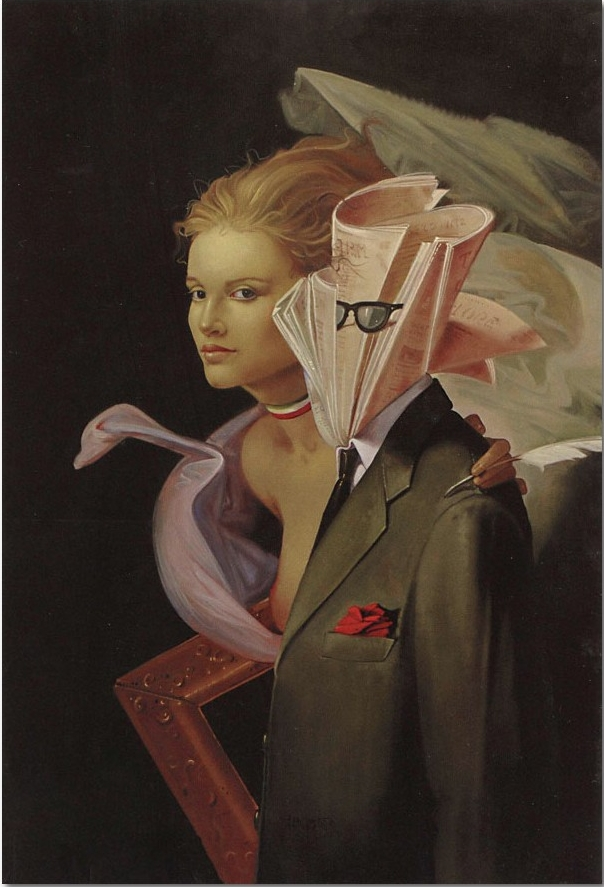 Alfio Presotto surrealista