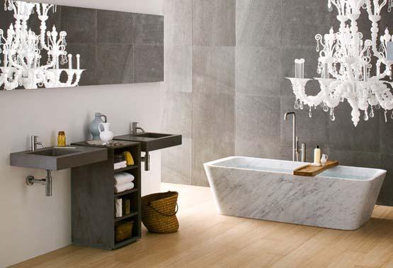 luxurious bathrooms with elegant chandelier lighting bathroom chandelier lighting ideas