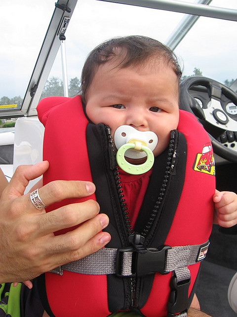 Pauline Frommers Daily Briefing February - Baby on cruise ship
