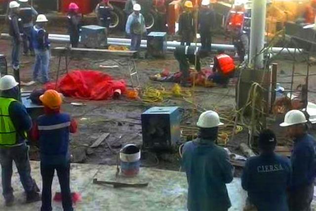 Muere trabajador en accidente laboral