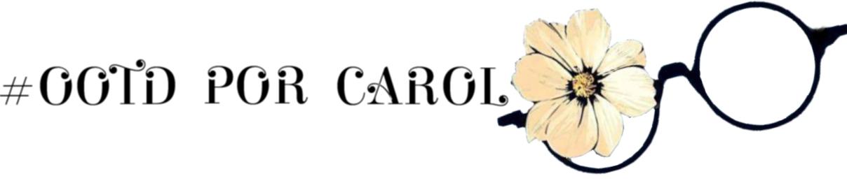#OOTD Por Carol