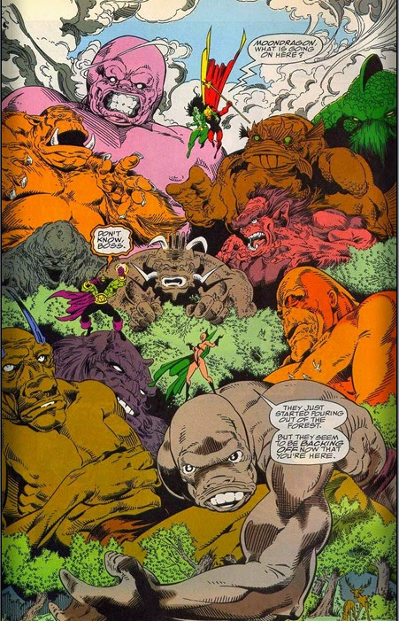 Infinity Watch 7 Monster Island