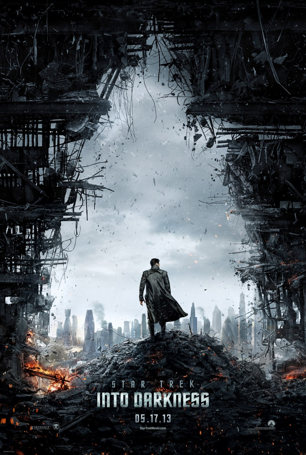 star trek 2 movie poster star trek 2 trailer